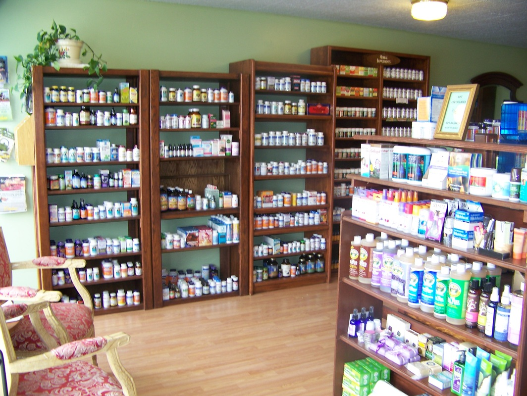 Visit Natural Advantage Health Shoppe, a Unique Store on California Ave
